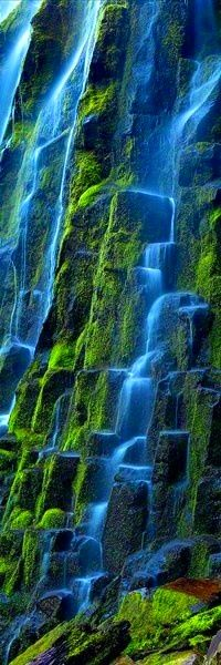 D Cascade Proxy Falls, Oregon :: Peter Lik Beautiful Waterfalls, Beautiful Landscapes, Beautiful World, Beautiful Places, Stunningly Beautiful, Absolutely Gorgeous, Places To Travel, Places To See, Cool Pictures