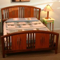 Beds   Northwest Woodworkers Gallery