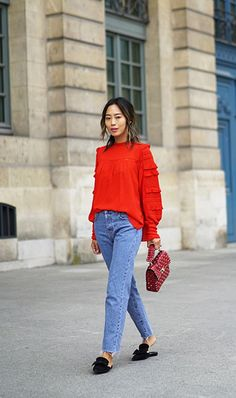 Shop the easy, crowd-pleasing outfit ideas bloggers are wearing right now. | style information | fashion