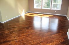 """How to install hardwood floors over particle board?"""" It isn't so much how you install wood floors, but what type of wood floors can you install over parti Types Of Wood Flooring, Engineered Hardwood Flooring, Hardwood Floors, True Cost, Particle Board, Good Times, Canning, Square Meter, House"""