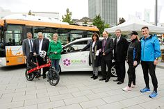 """Ludwigshafener Klimawoche 2013 - Die zweite Ludwigshafener Klimawoche stand im Jahr 2013 unter dem Motto """"Mobilität mit Zukunft""""."""
