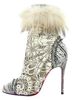 fancy feet on Pinterest | Alexander Mcqueen, Marie Antoinette and ...