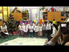 MŠ Jižní - Vánoční besídka - YouTube Activities, Education, Games, Children, Winter, Youtube, Outdoor Games, Young Children, Winter Time