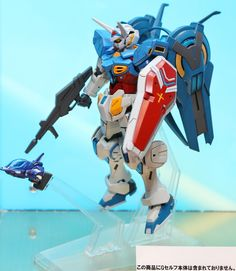 HG 1/144 Gundam G-Self Option Unit Space Pack on display: NEW Hi Res Images, Info Release http://www.gunjap.net/site/?p=208363