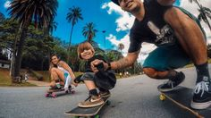 Rolling with the family in Sao Paulo, Brazil!