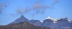 Montagne della Valle di Susa. A sinistra il Rocciamelone #myValsusa 01.10.16 #fotodelgiorno di Elio Pallard