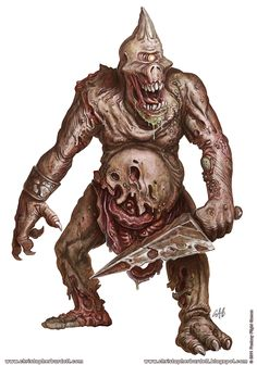 Plaguebearer by christopherburdett.deviantart.com on @DeviantArt