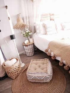 Trendy decor ideas for the home on a budget beds Home Decor Bedroom, Home Bedroom, Bedroom Diy, Home Decor, Home Deco, Small Bedroom, Interior Design, Interior Design Bedroom, Bedroom Vintage