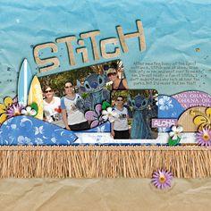 Britt Girls Gallery - Stitch - Britt-ish Designs Gallery