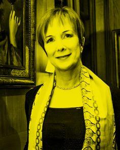 Dominique Loiseau,  Présidente du groupe Bernard Loiseau - Village de la fresque à Dijon - 31/05/2014