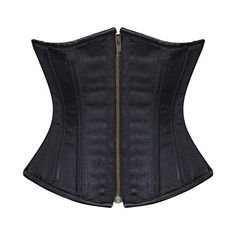 f0e8cecd6 Fully Spiral Boned Waist Training Corset in Satin Waist Cincher30 -- Click  image for more · Plus Size ...