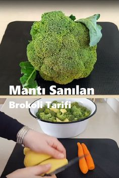 Broccoli, Diy And Crafts, Good Food, Food And Drink, Herbs, Vegetables, Cooking, Ethnic Recipes, Kitchen
