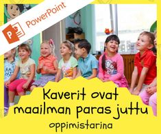 ystävyys ja leikkitaidot 8 Year Olds, Social Skills, Pre School, Montessori, Children, Kids, Kindergarten, Positivity, Teaching