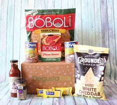 February's Degusta Box USA Review http://www.asamplingbee.com. Sign up today through the link to save 50% off your first box!