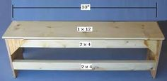 Image result for plywood bench
