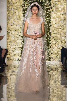 10 Vestidos de noiva Champagne | Mariée: Inspiração para Noivas e Casamentos