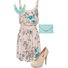 Summer Wedding Outfit