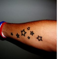 Image result for forearm star wrap tattoo
