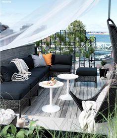 Home-Styling: Live More Outside * Viva Mais Lá Fora