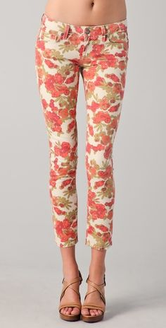 It's all about florals this season!