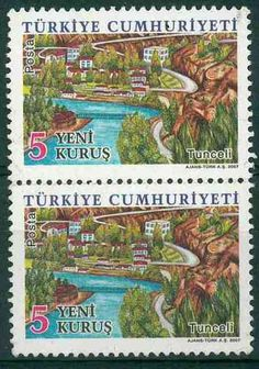 The first Turkish stamps in my collection :)