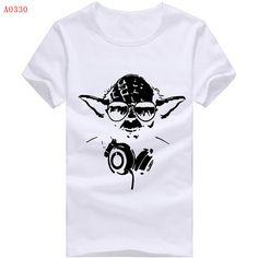 8ceba41e DJ Yoda by TriplesunStudios on Etsy Yoda Movie, T Shirt Picture, T Shirt  Time