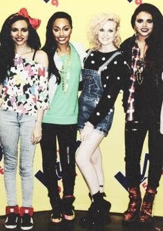 little mix (so cute)