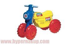 Detské odrážadlo Motorka Cross Buggy small Nerf, Toys, Activity Toys, Clearance Toys, Gaming, Games, Toy, Beanie Boos
