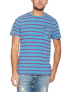 475e3427412 Animal Kinney T-Shirt Blue Men Size XL RRP 28 BRAND NEW CR088 AA 04