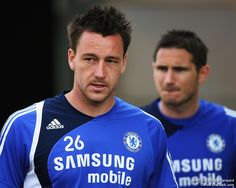 Yes, I'll take both Terry and Lampard, please.