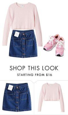 """""""Untitled #899"""" by telletubbies ❤ liked on Polyvore featuring Chicnova Fashion and Monki"""