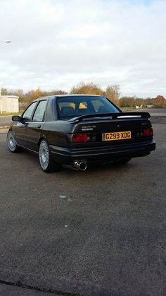 Ford Motorsport, Ford Granada, Ford Rs, Ford Sierra, British Car, Ford Classic Cars, Car Vehicle, Ford Escort, Muscle Cars