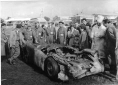 On June 11, 1955, the deadliest crash in motorsports history occurred at the 24 Hours of Le Mans; more than 80 were killed.