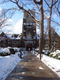 Lehigh University Memorial Walk