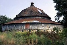 a round barn