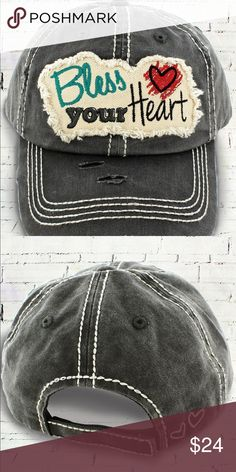 e15df968ae64a Bless your heart Women s baseball hat ~ Adorable This cap is the perfect  year-round