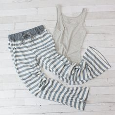 These are a must-have for effortless comfort on the days you are hanging close to home.  These pants are so soft you might even find yourself sleeping in them!