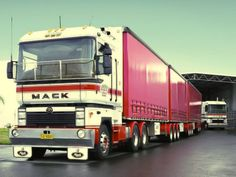 Mack Magnum '1999–2003