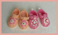 Shop for on Etsy, the place to express your creativity through the buying and selling of handmade and vintage goods. Baby Girl Shoes, Girls Shoes, Mom Cake, Edible Creations, Cake Decorating, Decorating Ideas, Cake Tutorial, Gum Paste, Me Too Shoes