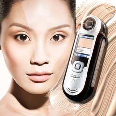 SEPHORA XRAY COLOR IQ. Color IQ de Sephora, Tu tono de base de maquillaje perfecto. www.chiclapin.wordpress.com
