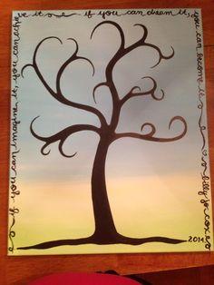 Signing tree 2