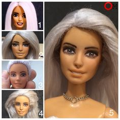 Ооак часть 3 #Барби #ооак #ооакбарби #ooak #barbie #ooakbarbie