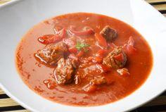 Eine kräftige #Fleischsuppe ist ein wahrer Genuss. Hier ein schnelles Rezept für eine schmackhafte Suppe.