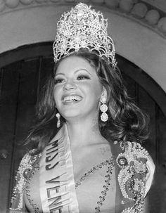 Miss Venezuela 1972 María Antonieta Cámpoli