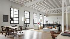 Consejos para decorar estancias con techos altos