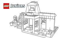 LEGO 10674 Pony Farm 3 Coloring Sheet