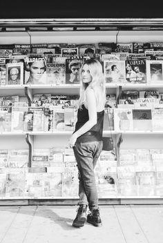 About A Girl: Meet LA Musician, Paris Carney!