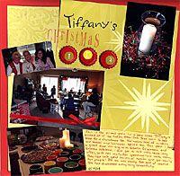 Nice incorporation of pics & journaling   Capture Holiday Memories through #Journaling #scrapbooking