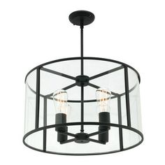 Buy Liverpool Metal and Glass Round Pendant Light, Large from LivingStyles for Australia wide delivery. 4 Light Round Pendant with Black metalware and Clear glass shade. Features rod suspension with swivel joint. Suits 4 x Max globes (not included). Ceiling Light Fixtures, Ceiling Light Fittings, Temple Of Light, Ceiling Fixtures, Round Pendant, Round Pendant Light, Pendant Lighting, Ceiling Lights, Lights