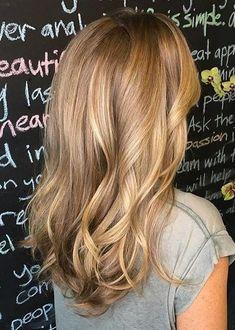 Honig Blonde Haarfarbe Ideen für das Jahr 2017